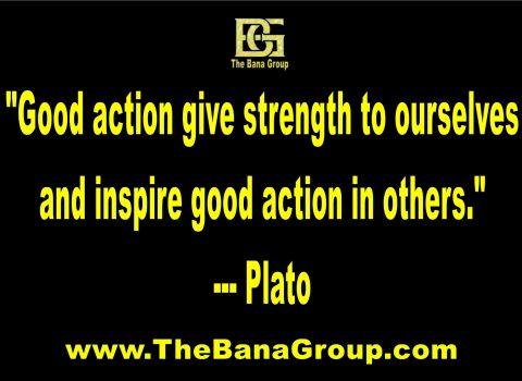 good actions BG